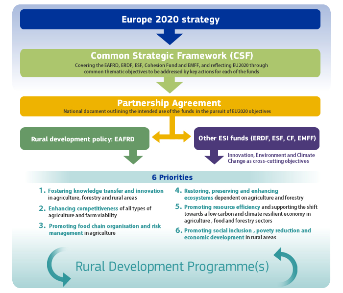 Policy Framework The European Network For Rural Development Enrd