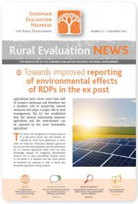 RURAL EVALUATION NEWS - Issue Number 17