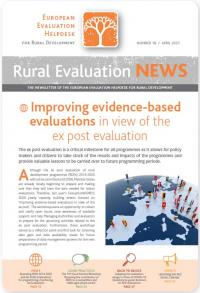 RURAL EVALUATION NEWS - Issue Number 18
