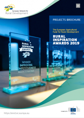 EAFRD Projects Brochure Rural Inspiration Awards 2019