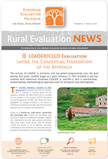 Rural Evaluation NEWS Issue 4