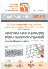 Rural Evaluation NEWS Issue 5