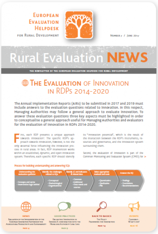 Rural Evaluation NEWS # 7