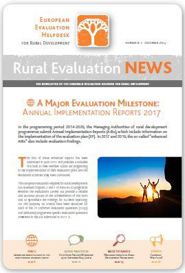 Rural Evaluation NEWS 8