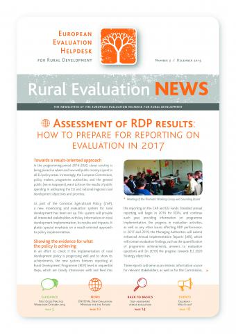 Rural Evaluation NEWS Issue 2