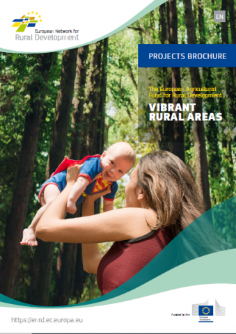 EAFRD Projects Brochure 11 'Vibrant rural areas'
