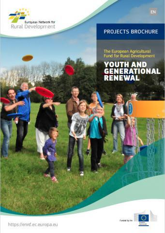 EAFRD Projects Brochure Youth and Generational Renewal