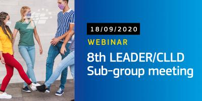 8th LEADER Sub-group meeting